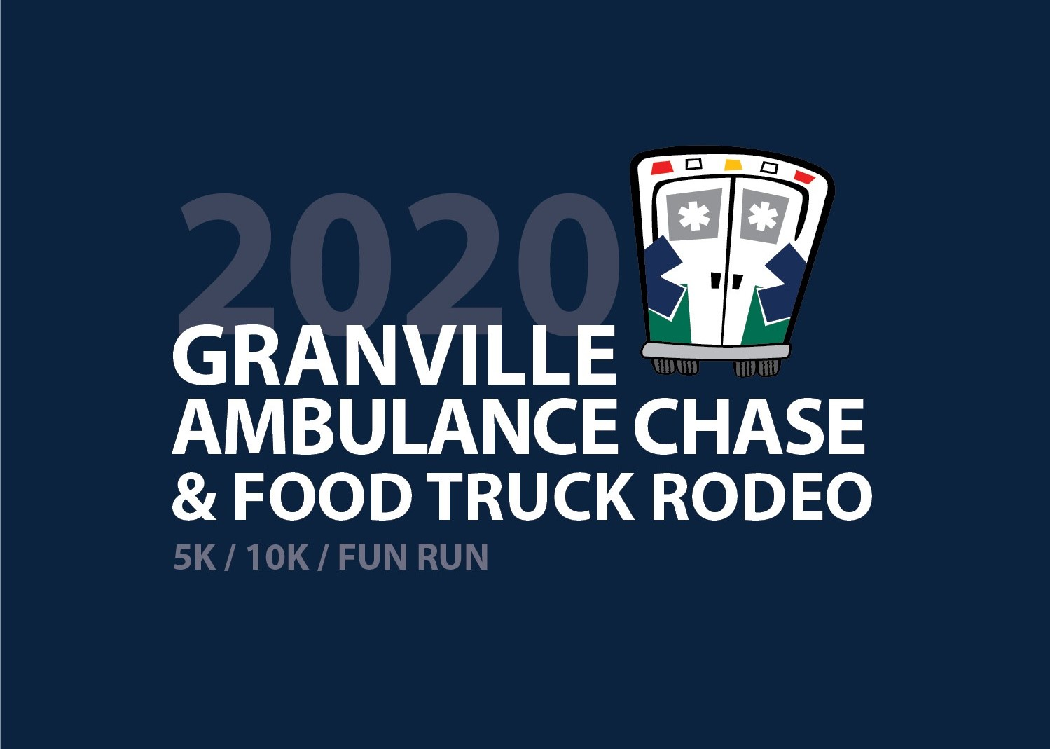 The Granville Health System Foundation Announces Morning Start for Ambulance  Chase and Food Truck Rodeo