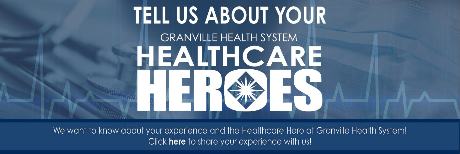 Your GHS Healthcare Hero